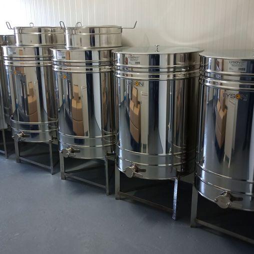Nuestras instalaciones - Miel Ecológica de Galicia Montes do Xurés
