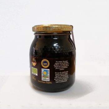 Bote medio KG - Miel ecológica de Galicia Montes do Xures